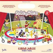 Shrinky Dinks Circus Jubilee Party Pack