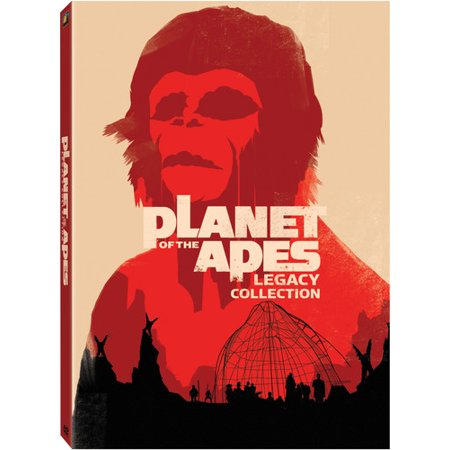 Planet of The Apes Legacy Collection (DVD)