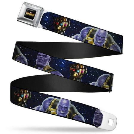 Ward Belt - The Avengers Infinity War Thanos Seatbelt Belt
