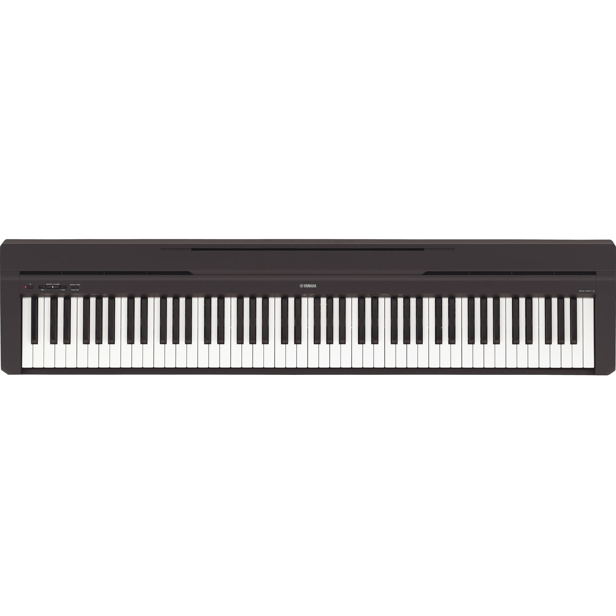 Click here to buy Yamaha P45 88-Key Digital Stage Piano by Yamaha.