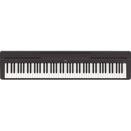 yamaha p45 88 key weighted digital piano. Black Bedroom Furniture Sets. Home Design Ideas