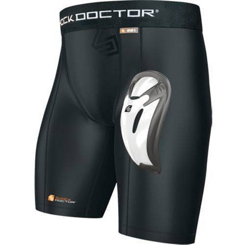 Shock Doctor Compression Short with BioFlex Cup
