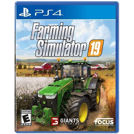 Farming Simulator 19, Maximum Games, PlayStation 4, (The Best Games On Ps4 2019)