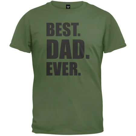Father's Day - Best Dad Ever T-Shirt - Father's Day Stuff