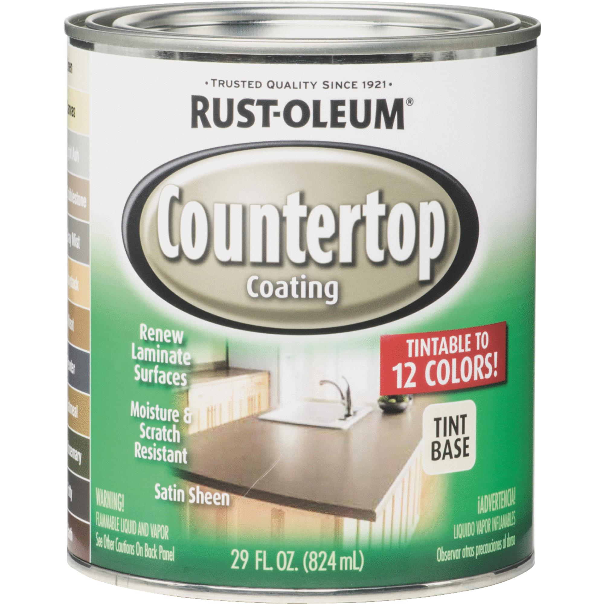 Rust-Oleum Countertop Coating Kit