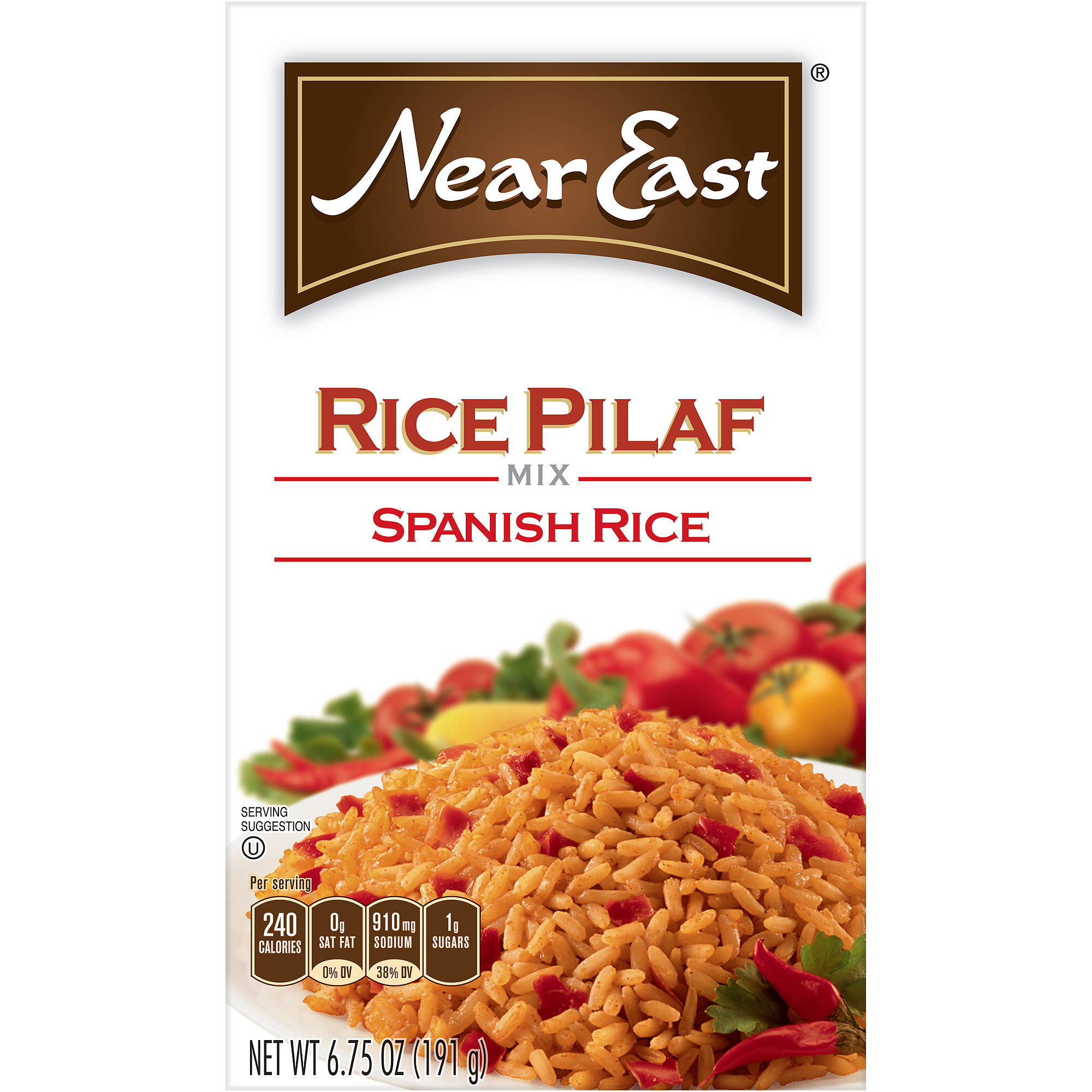 Near East Spanish Rice Pilaf Mix, 6.75 oz