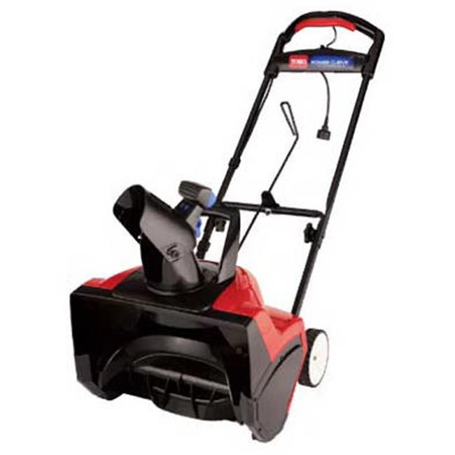 38381 18 in. 15 Amp Electric 1800 Power Curve Snow Blower