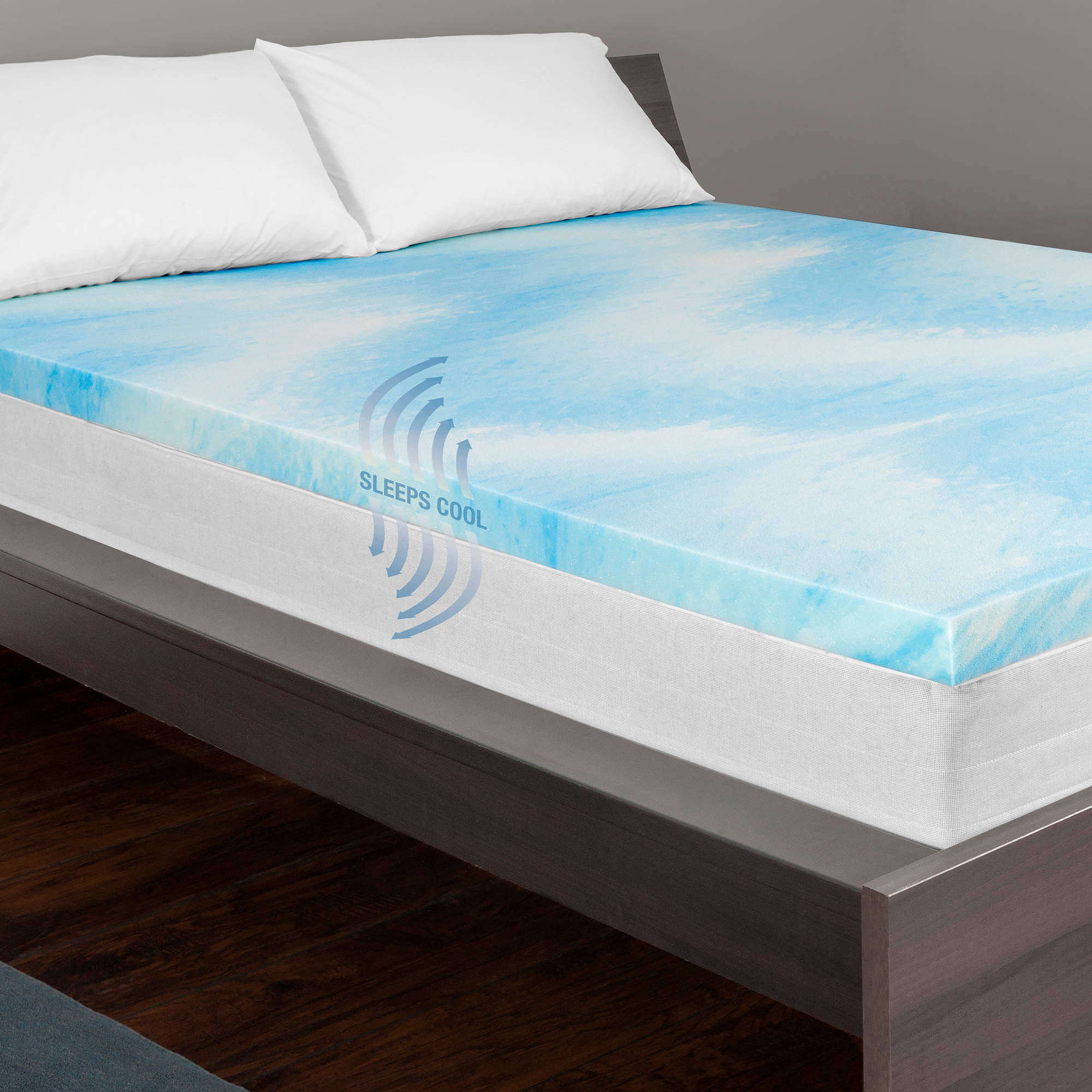 "Dream Serenity 2.5"" Active Support Mattress Topper"