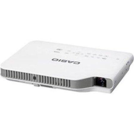 Casio Slim Xj-a252 Dlp Projector 720p Hdtv 16:10 Laser led Secam, Ntsc, Pal 20000 Hour 1280 X 800 Wxga 1,800:1... by