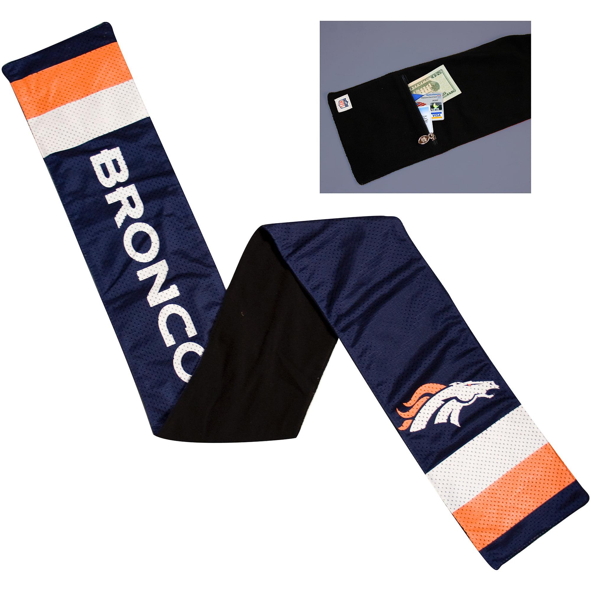 NFL - Women's Denver Broncos Jersey Scarf