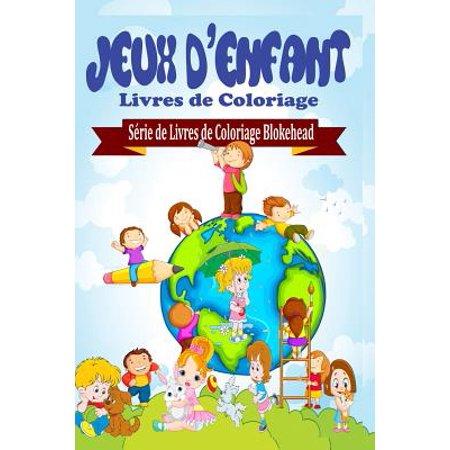 Jeux d'Enfant Livres de Coloriage