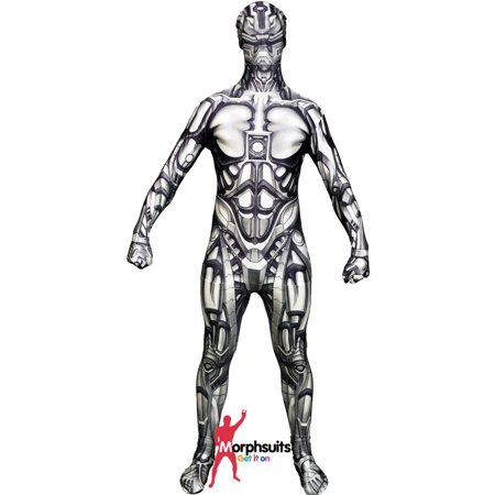 Android Morphsuit (Original Morphsuits Android Kids Monster Suit Character)