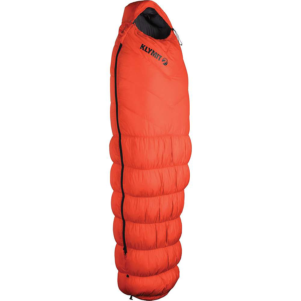 Click here to buy Klymit KSB 0 Down Sleeping Bag.