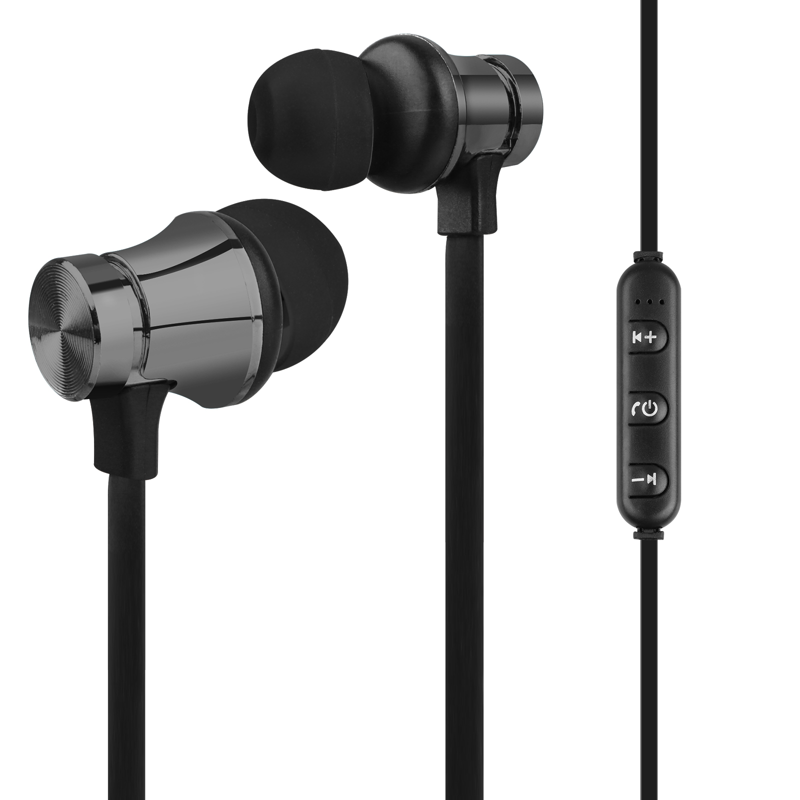 Wireless Bluetooth Sport Headphones, EEEKit Universal Bluetooth 4.2 In-Ear Magnetic Earphone Stereo Headset for Smartphones Tablets