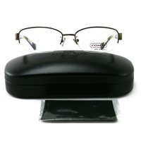f9dd1736933 Product Image Authentic COACH 5004 9027 Eyeglasses Dark Brown 53 16 135
