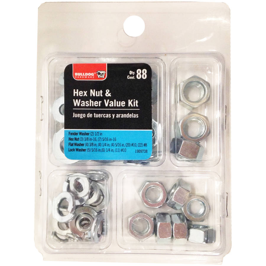 PK10 1//4-20 Gr 2 Connector Nut pack of 5 ST