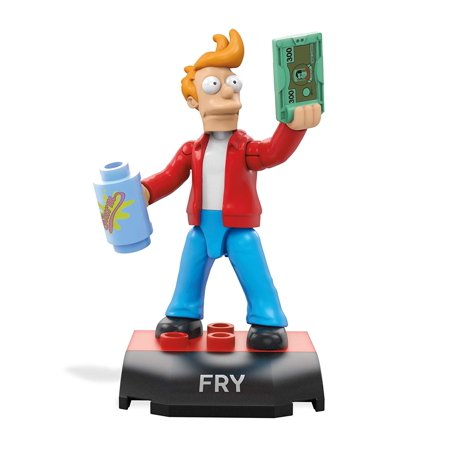 Heroes Fry Building Set, Series of blind packs, each with one random Halo micro action figure with detachable armor and weapon, sold separately By Mega