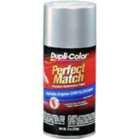 Krylon BCC0338 Radiant Silver Metallic Chrysler Exact match Automotive