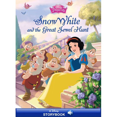 Snow White and the Great Jewel Hunt - eBook