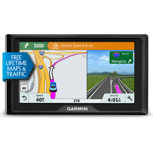 Garmin Drive 61LMT-S United States 6 Inches Touch Screen ...