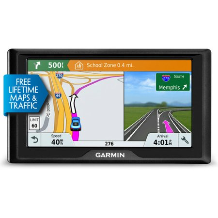 Garmin Drive 61 USA LMT-S Vehicle GPS - Black (010-01679-0C)