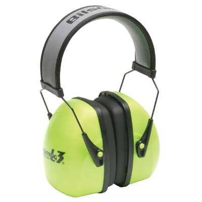 Howard Leight by Honeywell Leightning Hi-Visibility Earmuffs - 1013941 SEPTLS...