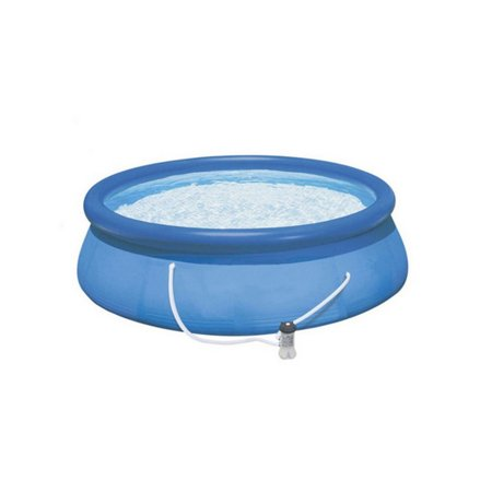 1 018 Gallons Capacity Summer House Garden Swimming Pool
