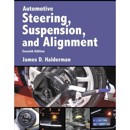 Automotive Steering, Suspension & Alignment