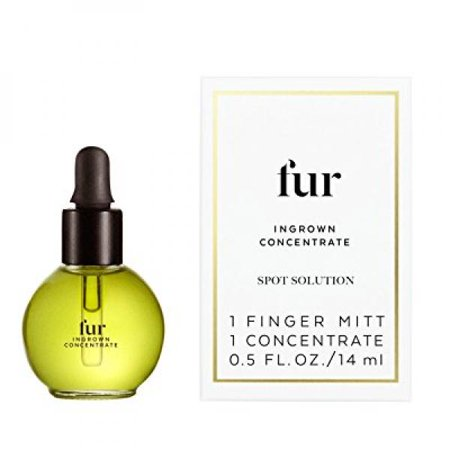Fur - All Natural Ingrown Hair Concentrate (Dermatologically Tested, Prevents Ingrown