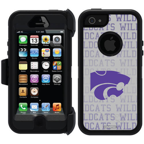 iPhone 5SE/5s OtterBox Defender Series University Case (K-P)