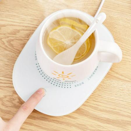Coffee Mug Warmer Automatic Shutoff Electric Beverage ...