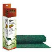 Zilla 11571 Green Reptile Terrarium Liner, 125 gal, 71 Inch x 17-1/4 Inch x 0.12 Inch
