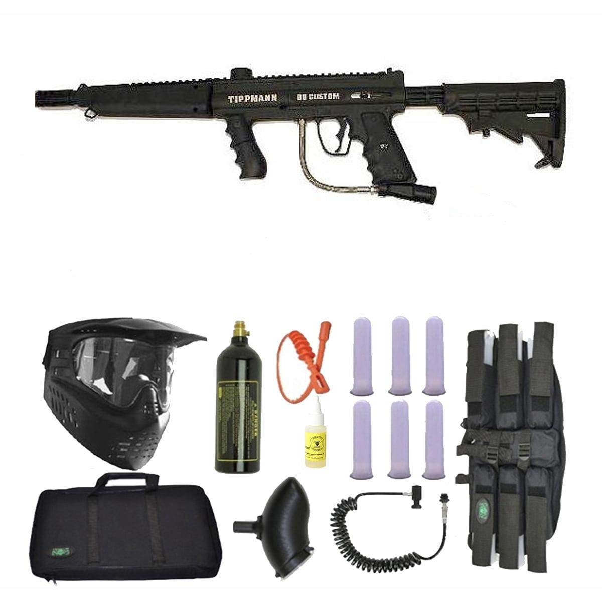 Paintball Gun Custom Tippmann Drawing Cad Drawings Of 98 Mcarterbrowncom Act Marker Skull Flatline Sniper Set 450x450