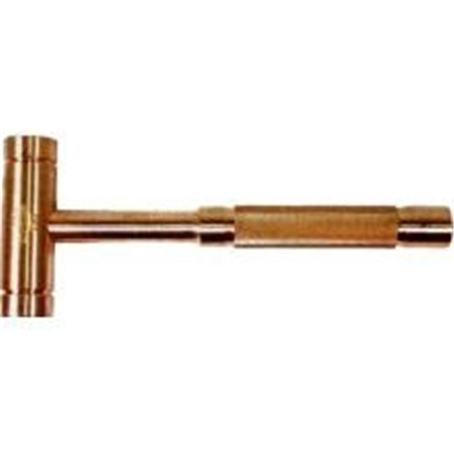 K Tool International KTI71782 Brass Hammer 27Oz - image 1 of 1