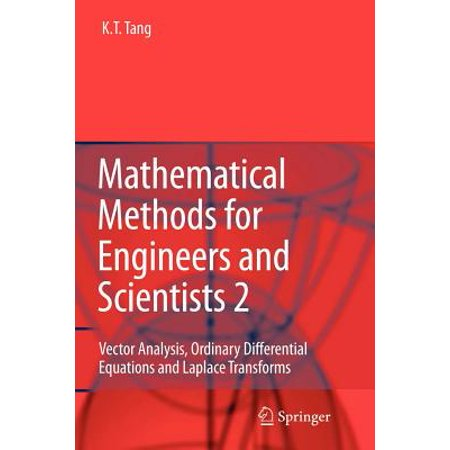 Mathematical Methods for Engineers and Scientists 2 : Vector Analysis, Ordinary Differential Equations and Laplace