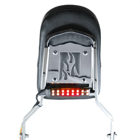 Dyna Glow Integrated LED Taillight Strip Signals For Ducati Super Sport Mark 3 Classic 800 900 1000 - image 5 of 8