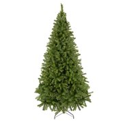 "Ktaxon Artificial Christmas Tree 7.5 FT ""Feel Real"" with 1450 Branches"