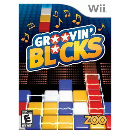 Groovin Blocks - Nintendo Wii