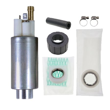 Genuine Walbro 180LPH Performance Fuel Pump F50000112 w/ Installation Kit For Dodge B150 3.9L, 5.2L 1988-1990