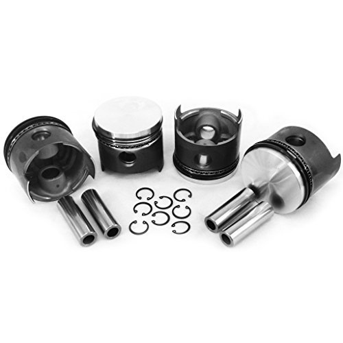 AA Performance Products VW 88MM Type 1 Piston Set 1679cc
