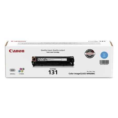 Canon 6271B001 (CRG-131) Toner, Cyan