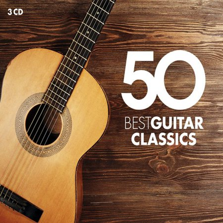 50 Best Guitar Classics (Best Electro Classical Guitar)