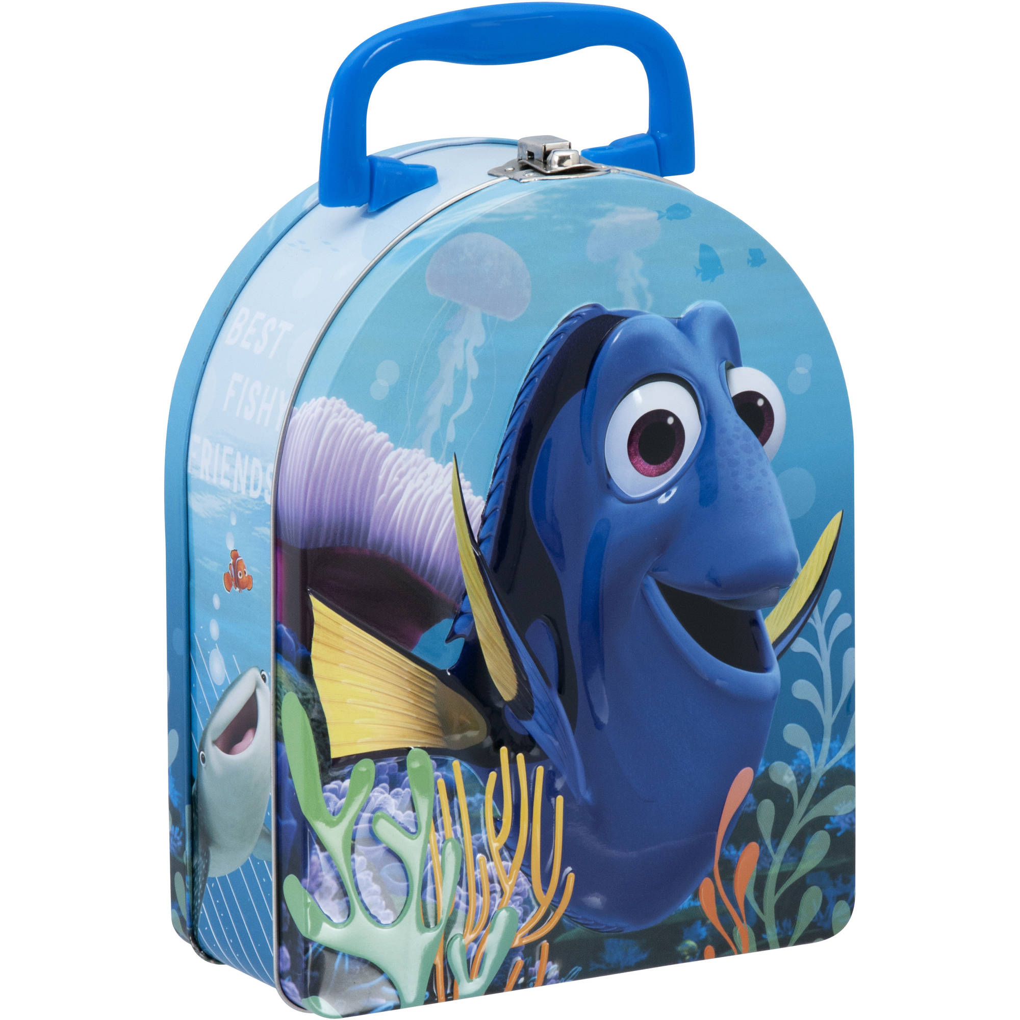 Dory Arch Shaped Tin Carrier