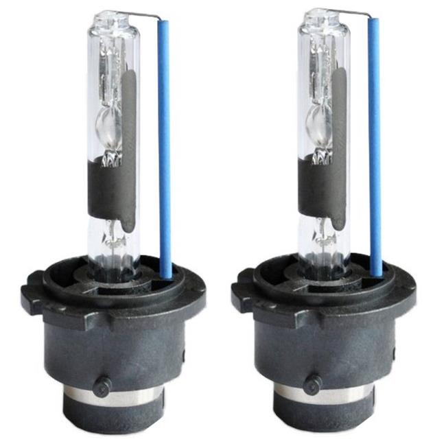 Kensun UN-K-Bulbs-D2R-8K HID Xenon 8000K 35W AC Bulbs, White With Blue Tinge