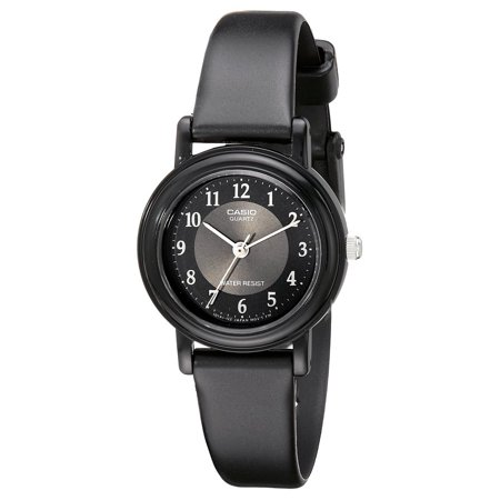 Classic Women's Analog Water Resistant Resin Band Wrist Watch