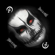 Cradle Of Filth Dani Filth Bandana Black