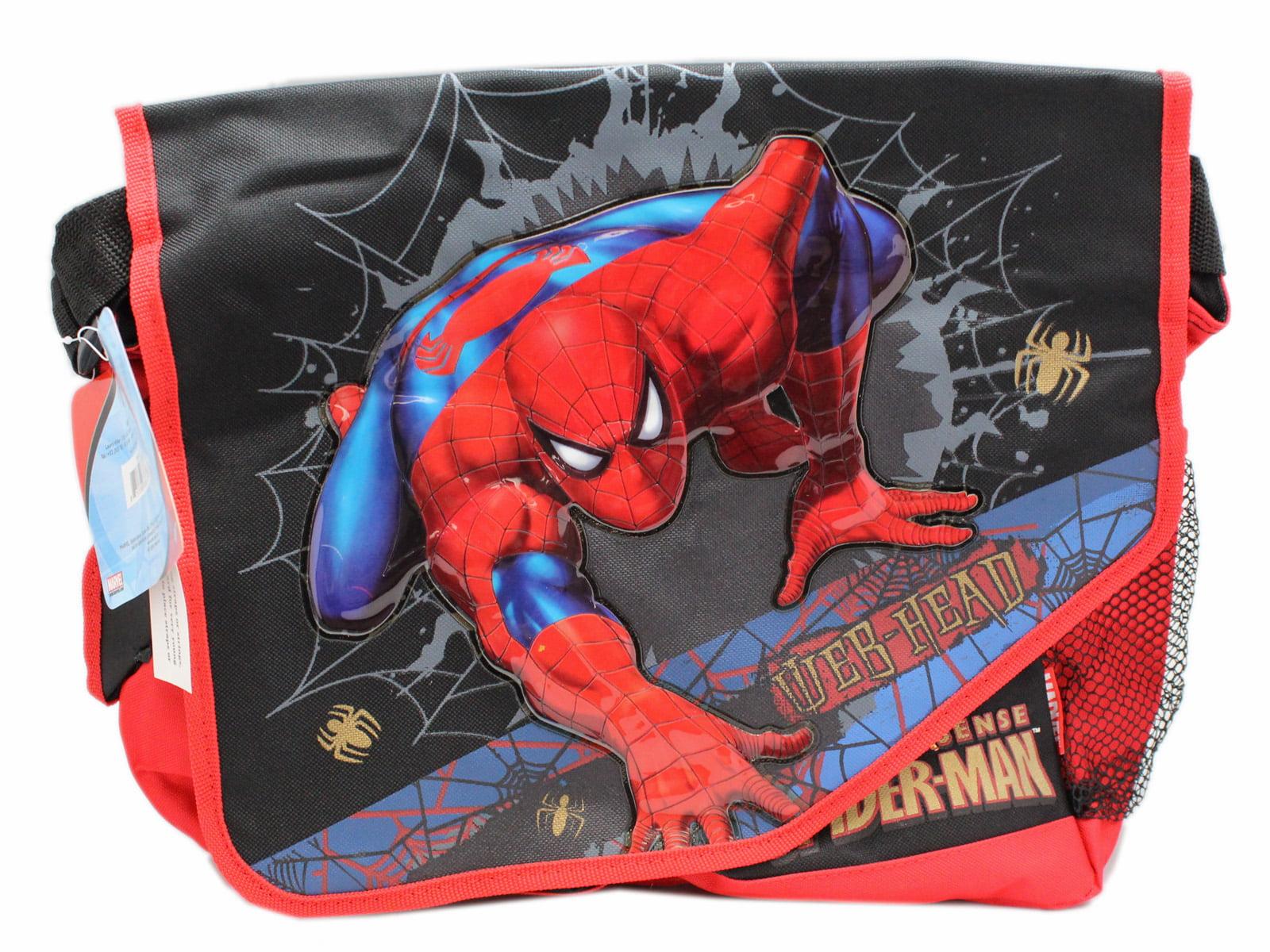 Spider-Man Messenger Bag