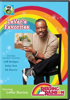 Reading Rainbow: Levar's Favorites (DVD) by PBS HOME VIDEO