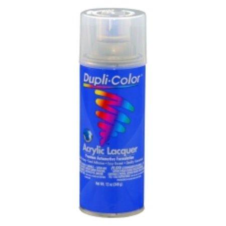Krylon DAL1695 Dupli Color General Purpose Lacquer Clear Lacquer 12 Oz. Aerosol