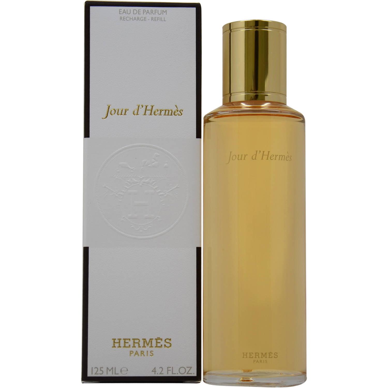 9a23f24d8 Hermes - Hermes Jour d'Hermes Eau de Parfum Refill for Women, 4.2 oz -  Walmart.com